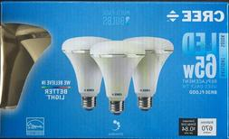 02 Packs - Cree LED 65W Dimmable Replacement Daylight Bulbs