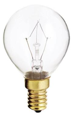 Satco 03397 - 40G14 S3397 G14 Decor Globe Light Bulb