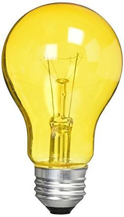 Westinghouse 0344300, 25 Watt, 120 Volt Trans Amber Incandes