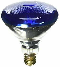 Westinghouse 0441400, 100 Watt  120 Volt Blue Flood BR38 Inc