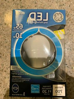 1 GE BR30 Dimmable LED Daylight Light Bulb 10-Watt 65 W Indo