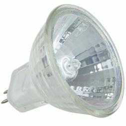 MR11 12V 10 Watt Flood Halogen light Bulbs 10W 12-Volts Cov
