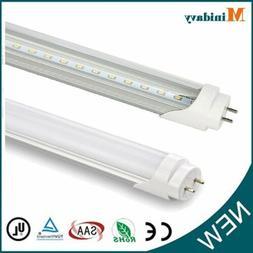 10-100 PACK LED G13 4FT 4 Foot T8 Tube Light Bulbs 18W 6000K