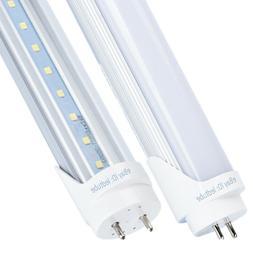 10-100pcs T8 22W 4ft LED Tube 6500K 6000K Fluorescent Replac