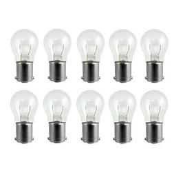 10 Pack 1141 S8 Low Voltage Landscape Light Bulbs 12V 18W BA