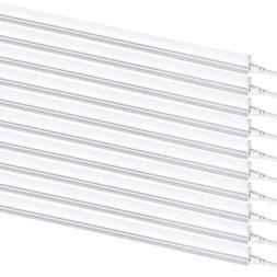 10 Pack JESLED 20W T5 Integrated 4FT LED Tube Light Bulbs Fi