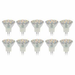 10 pack led mr11 12v 3w 20w