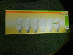 SYLVANIA 100-W Equivalent Soft White  CFL Light FIXTURE BULB