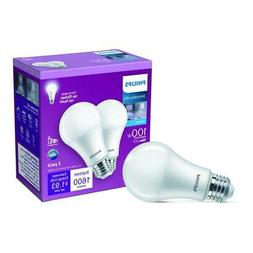 Philips 100-Watt Equivalent A19 Dimmable Energy Saving LED L