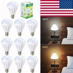 100 Watt Equivalent E27 12W LED Light Bulb Energy Saving Day