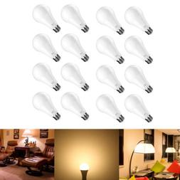 100 Watt Equivalent, Warm White, Dimmable, A21 LED Light Bul