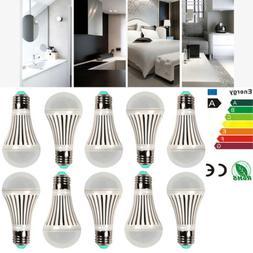 10PCS 7W E26 A19 LED Light Bulb LED Bulb Lamp 40 Watt Equiva