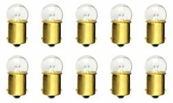 #81 MINIATURE LAMP/ LIGHT BULBS 6.5V G-6 BA15S Base 1.02Amp