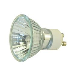 10Pk GU10 120V 35W Halogen Light Bulb Flood 40 Degree 10 PAC
