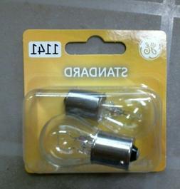 GE 1141 Standard Miniature Light Bulbs, 2 pk. FREE SHIPPING