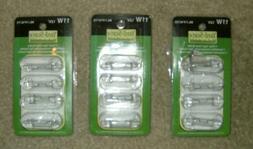 12 Yard-Scape 11W 12V Fuse Type Clear Bulbs  ML11F4CYS Low V