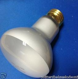 12 Light Bulbs 50W 50 Watt R20 R 20 FROSTED REFLECTOR