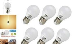 12volt LED Light Bulbs Standard E26 Base Low Voltage 6 pack