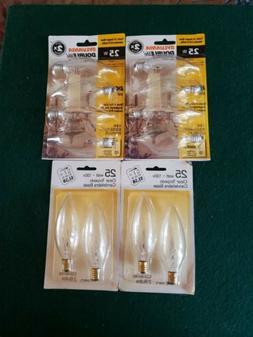 Sylvania Home Lighting 13306 Incandescent Bulb B10-25W-2850K