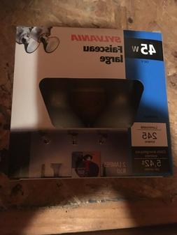 Sylvania 14997 - 45R20/RP/2PK Reflector Flood Light Bulb