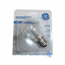 15206 GE 120V 40W A15 Card E26 Incandescent Appliance Bulb