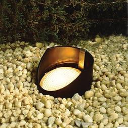 Landscape by Kichler 15388BK 12 Volt In-Ground 1 Light in Bl