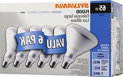 SYLVANIA Home Lighting 15391 Incandescent Bulb, BR40-65W, So