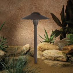 15410AZT Dome 1LT 15IN Incandescent/LED Hybrid LV Landscape