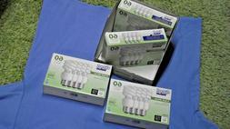 16 ea.  Energy Efficient CFL  60 Watt Light Bulbs  Lowest $$