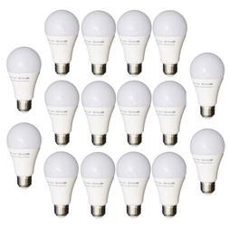 16 Pack LED Light Bulbs Dimmable 40W Equiv Soft White A19 En