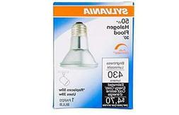 SYLVANIA 16104 6-PACK Capsylite Halogen Dimmable Lamp / PAR2