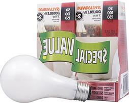 Sylvania Home Lighting 18167 Incandescnet 3-Way Bulb, A21-50