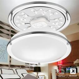 18w 120v led flush mount ceiling light