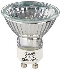 CBconcept 1XGU10120V50W 120-volt 36-Degree 50-watt MR16 GU10