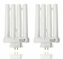 STERL LIGHTING 2 Bulbs FML27/65 FML 27 Watt Quad Tube Compac