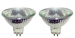 -Bulbs JCDR +C 20W 120V Flood Halogen light Bulb GU5.3 MR16