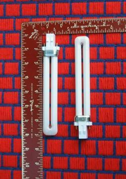 2 new 13w Utility Trouble fluorescent DROP light bulb PL for