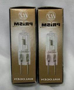 2 New Box Halco Prism Bulbs 12V JC100 Halogen Light 80715417