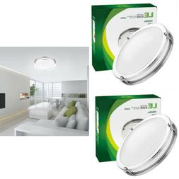 2 Pack 18W LED Ceiling Light Flush Mount Fixture Lamp Bedroo