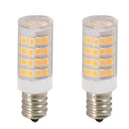 2-Pack E12 120V LED Night Light bulb  E12 Candelabra Blue Co