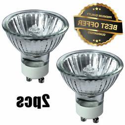 2 x eTopLighting GU10 120V 50W Light Bulb Bright Dimmable Sp