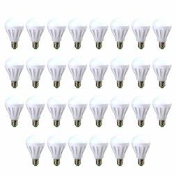 20 Pack 12W LED 100 Watt Equivalent Daylight Soft White Ligh