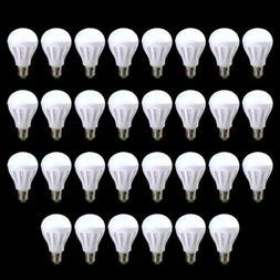 20 Pack LED 60W = 7W Daylight 60 Watt Equivalent 1000Lm 3000