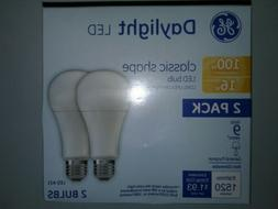 GE Lighting 21227 Frosted Finish Light Bulb General Purpose