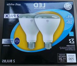 GE Lighting 21907 Energy-Smart LED 10-watt , 700-Lumen R30 F