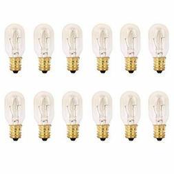25 Watt Himalayan Salt Lamp Incandescent Light Bulbs for E12