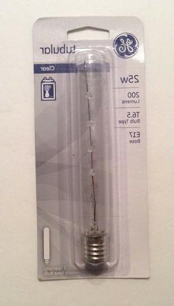 Ge Exit Sign Light Bulb 25 W 200 Lumens T6-1/2 Intermediate