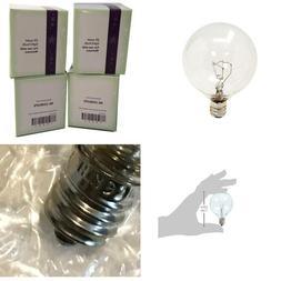 4pack of 25 Watt Bulb for Scentsy, Extra Long Life, for Full