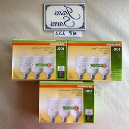Sylvania 26354 CFL Light Bulb Soft White 6 Ounces