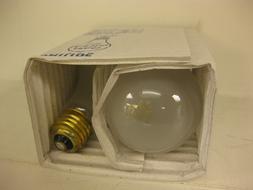 Philips 275784 150-watt A21 Frosted Rough Service Light Bulb
